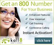 Get an 800 Number